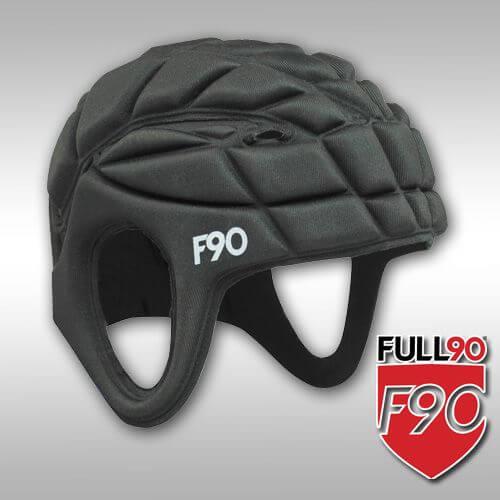 Full90.Keepershelm.zwart.