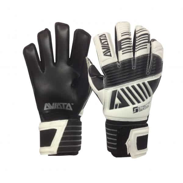 stretta.aviata.wit.zwart.keepershandschoenen.