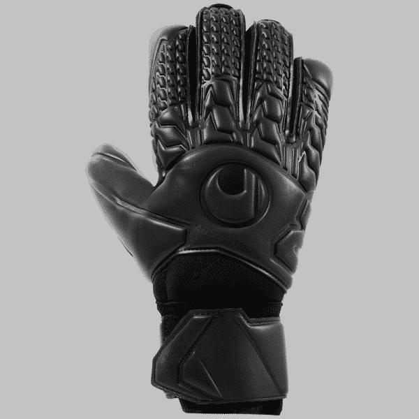 uhlsport.comfort.zwarte.keepershandschoenen