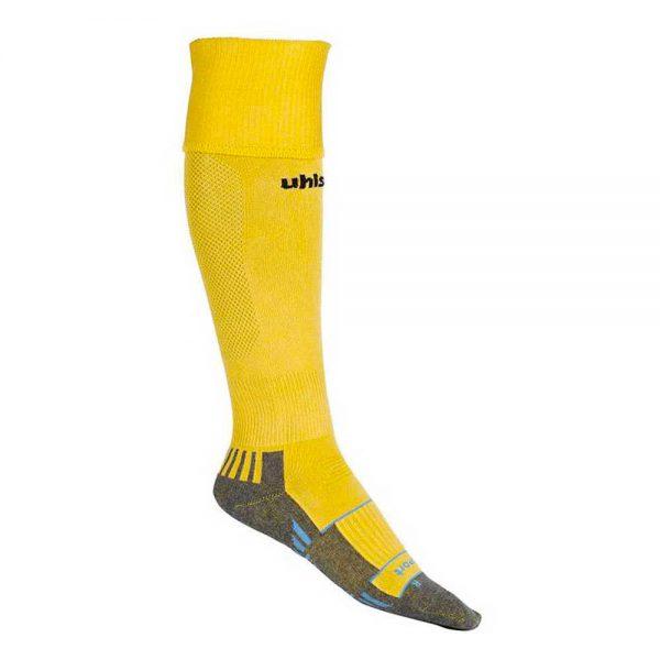uhlsport.sokken.geel