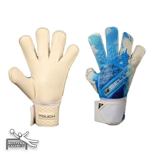 sells.wa7.pro.fusion.xc.aqua.keepershandschoenen.blauw.wit.